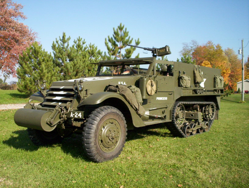 Military Vehicle Repair and Restoration - default.html